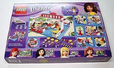 LEGO® Friends City Park Café 3061