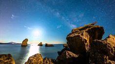Winner Of Photo Nightscape Awards 2015 - Jose Antonio Hervas Space And Astronomy, World, Water, Youtube, Awards, Outdoor, Lights, The World, Gripe Water