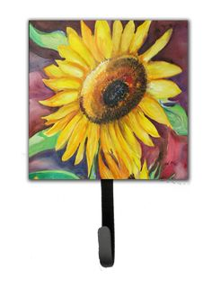 Sunflowers Leash or Key Holder JMK1268SH4