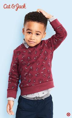 Say hello to Cat & Jack, kids' clothing with an imagination of its own. Only…