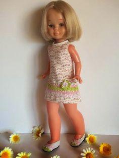 """Vestidos Para Nancy """"El Costurero De Chus"""": Modelo Primavera"""