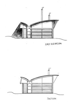 Frank Lloyd Wright, Gaudi, Architecture Organique, Organic Architecture, Home Projects, Tech, Store, Drawings, House