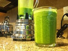 Kale Shake · Healthy Shake Recipes · Mightybell