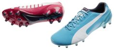 PUMA Tricks boots for World Cup in Brazil, this is the EvoSpeed ones
