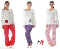 Rengarenk Dagi pijama takımlarınız ile eve baharı ilk getiren siz olun..  Dagi #MaltepePark 1. Katta!