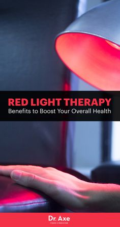 Red Low Light Wavelengths Through The Skin Red Light Therapy