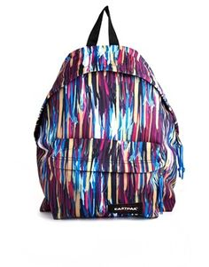 Enlarge Eastpak Padded Pak'r With Shoe Lace Print