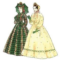 Amazon Drygoods - Fashionable skirts c. 1850 - 1862, $17.50 (http://www.amazondrygoods.com/products/fashionable-skirts-c-1850-1862.html/)