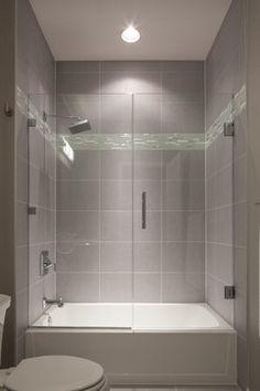 Kids Bath Shower Bath Design Ideas, Pictures, Remodel and Decor Bathroom Tub Shower, Bathroom Stuff, Bathroom Ideas, Bathrooms, Basement Inspiration, Kids Bath, Bath Design, House Rooms, Living Spaces
