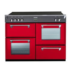 Stoves Richmond 1100EI - 1100mm Electric Induction Range Cooker