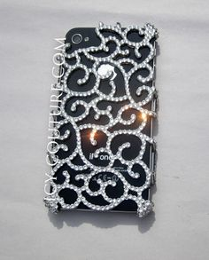 Crystal Inspiration - ICY Couture iPhone 4/4S Crystal Cover. Whats your color?