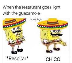 *laughs in Spanish*