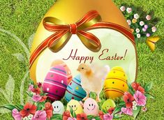 Send your wishes wrapped in a golden egg on this Easter! Free online Special Golden Easter Gift ecards on Easter Easter Greetings Messages, Easter Wishes, Easter Gift, Happy Easter, Easter Bunny, Birthday Wishes, Easter Eggs, Christian Calendar, Easter