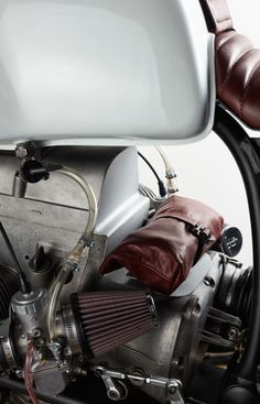 This Custom BMW Motorcycle Is Absolutely Stunning  - Esquire.com