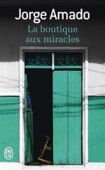 la boutique aux miracles de Jorge Amado