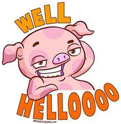Well Helloooo