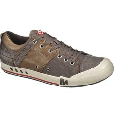 Quite possibly the most comfortable brand on Earth, Merrell Rant - Men's - Casual Shoes