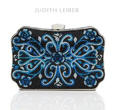 Judith Leiber Garden Gate Minaudiere