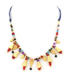 Collar Turquía 15€ www.cobaltoaccesorios.com  #moda #cobaltoaccesorios  #complementos #tendencias  #collar