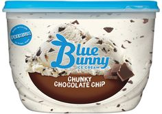 Flavor Ice, Ice Cream Flavors, Cereal Recipes, Snack Recipes, Blue Bunny Ice Cream, Junk Food Snacks, Vanilla Flavoring, Peanut Butter Cookies, How Sweet Eats