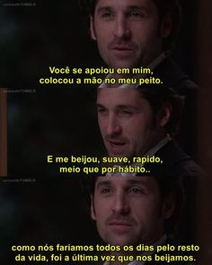 Post anything (from anywhere! Grey's Anatomy, Movies Showing, Movies And Tv Shows, Greys Anatomy Frases, Callie Torres, Meredith And Derek, Owen Hunt, Cristina Yang, Best Series