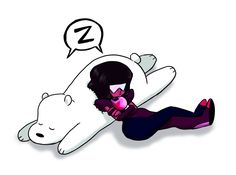 Ice Bear And Garnet