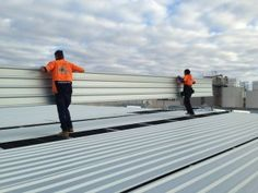 Kliplock - Metal Roofing Services - Please do contact us at - http://www.rooflessroofing.com.au/projects-corrugated-roofing-kliplok-zincalume/