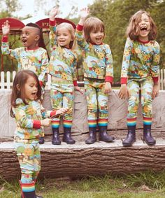 Little Bird by Jools Retro Pyjamas. Want these so badly!