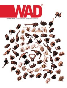 WAD's magazine cover
