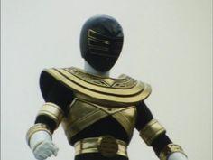 The Gold Zeo Ranger