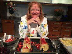 Karel Anne Tieszen @StateFairofTexas Celebrity Chef Cafe www. Kitchen-Friends.com