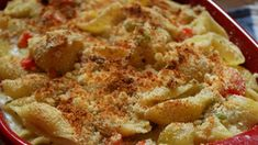 New England Pasta Bake by Rachel Ray - had this tonight, SO delicious!
