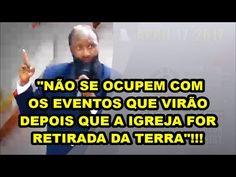 17/04/2017 ALERTA PROFÉTICO! VISÃO DA PESSOA ANTICRISTO!!!  PROFETA DAVI...