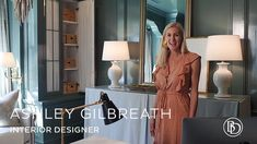 Wondering how to organize your home office while balancing homework space, toy space, and working from home? Interior designer Ashley Gilbreath gives home office organizing tips using beautiful Ballard Designs organizational accessories that keep your space functional and elegant. @AFGilbreath #WorkFromHome #HomeOffice #HomeOfficeOrganization Home Office Organization, Home Office Decor, Ashley Gilbreath, Mountain House Decor, Bamboo Curtains, Chippendale Chairs, Elegant Table Settings, Trellis Wallpaper, Blue And White China