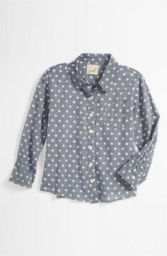 Peek 'Peony' Shirt (Toddler, Little Girls & Big Girls) available at Nordstrom