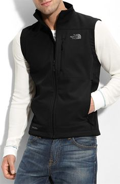 The North Face 'Apex Bionic' Softshell Vest