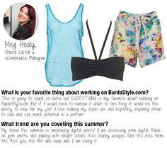 #BurdaStyle Team Style Picks #sewing #diy