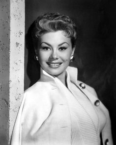 Mitzi Gaynor. Love, love, love her. Not only a great entertainer, but a super sweet lady.