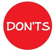 10 Common Sense Social Media Marketing 'Don'ts' Some Brands 'Do'