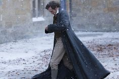 The BBC released promotional pictures for the fifth episode of Jonathan Strange and Mr Norrell.