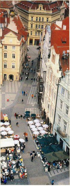 Celetna Street, Prague