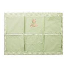 NANIG, Wall pockets, light green