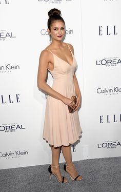 Nina Dobrev Photos - The 22nd Annual ELLE Women in Hollywood Awards - Arrivals - Zimbio