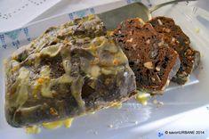 Banana bread chec cu banane si cacao | Savori Urbane Meatloaf, Banana Bread, Steak, Beef, Desserts, Food, House, Pastries, Banana