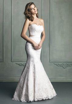 Allure Bridals 9117 Wedding Dress - The Knot