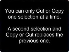 Too many computer users have no idea how to use Copy and Paste....if you DO know how, then share this video with those who don't. Read the full tip (and send...