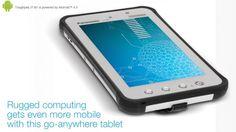 ตัวแทนจำหน่ายและบริการซ่อมอุปกรณ์เกี่ยวกับบาร์โค้ด(Barcode) เครื่องพิมพ์บาร์โค้ด,สแกนเนอร์,Handheld : Rugged Handheld Computer & Mobile Computer DSIC DS5