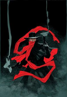 The Shadow Art by Ryan Sook