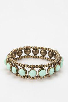 Crystal Mountain Bracelet