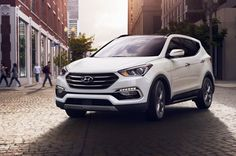 The #Hyundai Santa Fe Sport seats five comfortably and has abundant cargo space.
